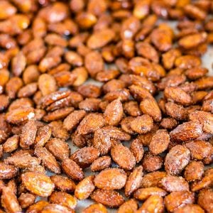 Sugar Free Candied Almonds Recipe