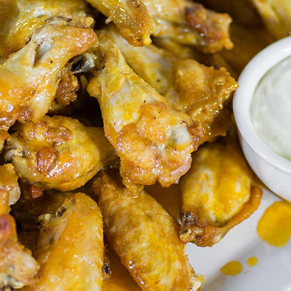 Keto Buffalo Wings Delicious Fried Chicken Recipe