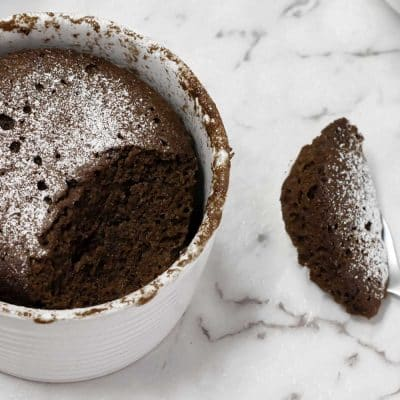 Keto Mug Cake Recipe- Rich Chocolate, Moist & Easy to Make!