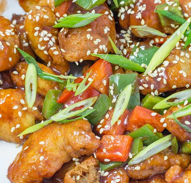 """Keto Sweet and Sour Pork – """"Easy"""" Chinese Takeout Recipe"""