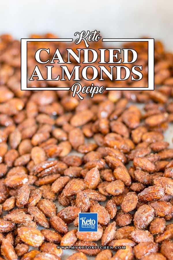 Sugar-Free Candied Almonds Recipe.