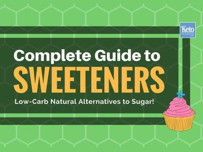 Best Keto Sweeteners for Low-Carb Diets & Sugar Substitutes to Avoid – Complete Guide!