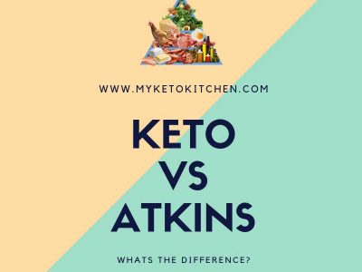 Keto Vs Atkins Diet: What Is the Difference?
