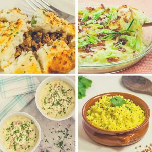 20 Best Cauliflower Recipes – Low-Carb & Keto Friendly
