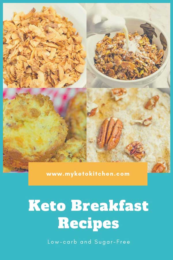 Best Keto Breakfast Recipes List