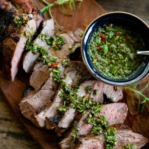 Chimichurri Sauce Recipe Authentic