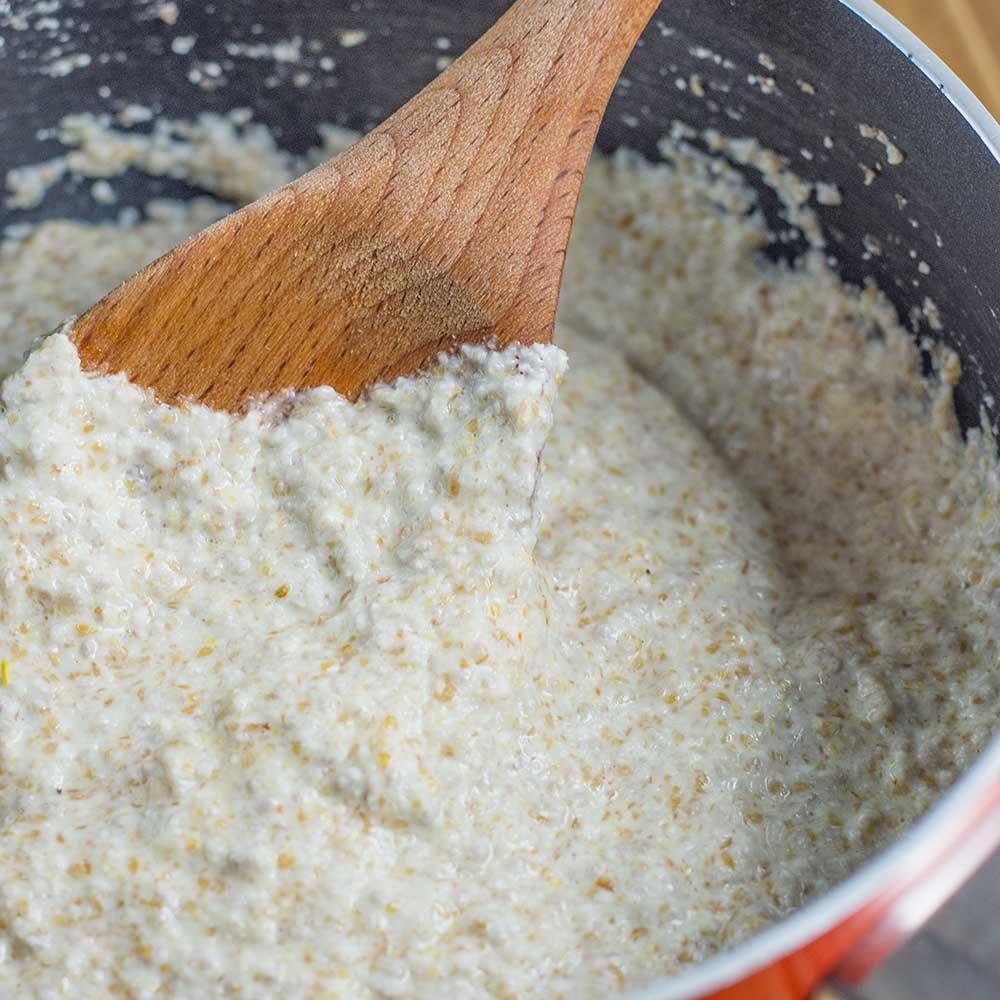 How to make Keto Oatmeal
