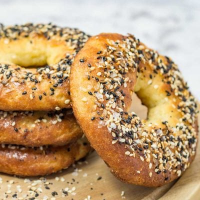 Keto Bagels Recipe – Low Carb Delicious Soft & Fluffy!