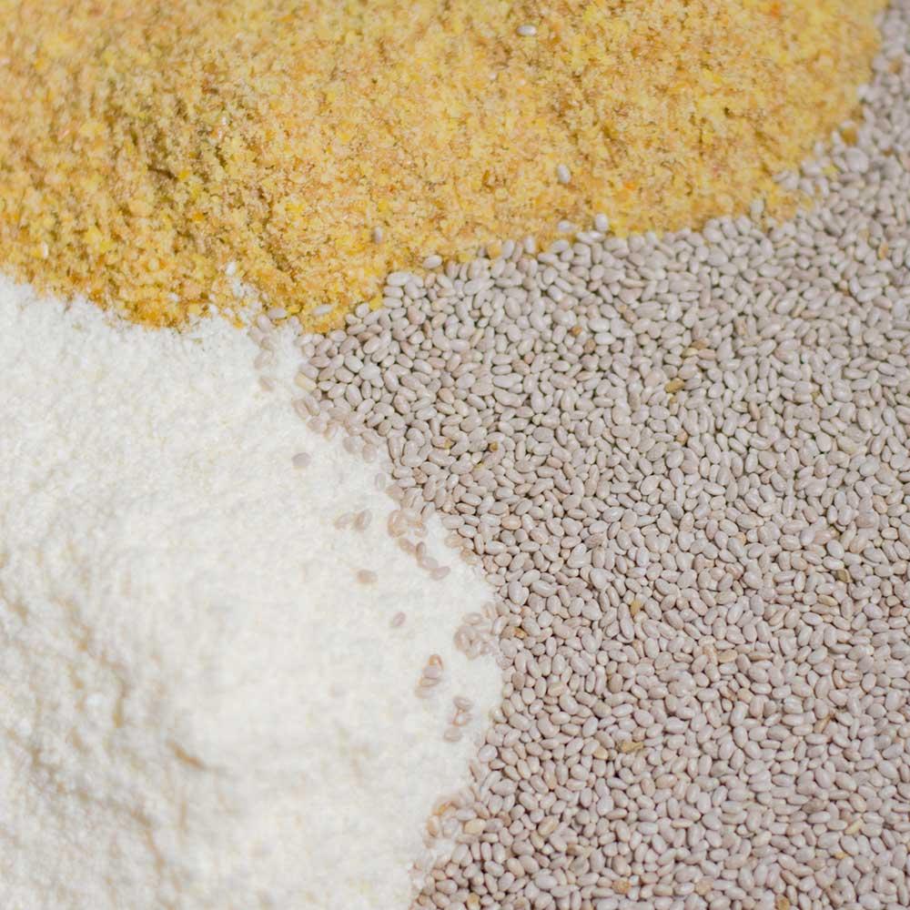 Keto Oatmeal Ingredients