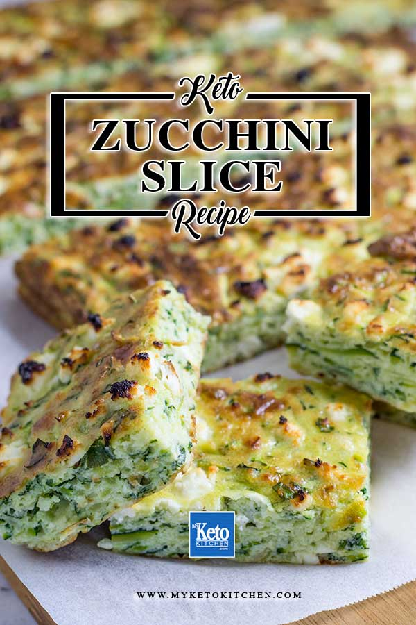 Low Carb Vegetarian Zucchini Bake