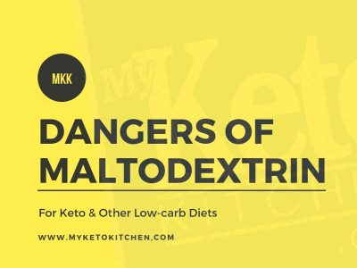 Maltodextrin What Are The Dangers & Where Is It Added?