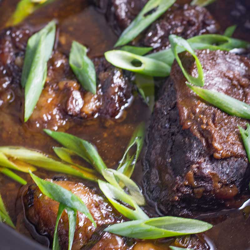 How to make Keto Braised Beef Cheeks
