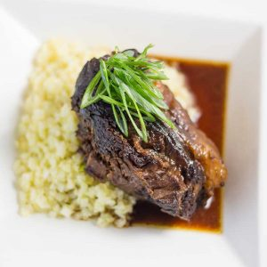 Keto Braised Beef Cheeks Recipe
