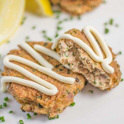 Keto Tuna Cakes – Quick and Easy Recipe!