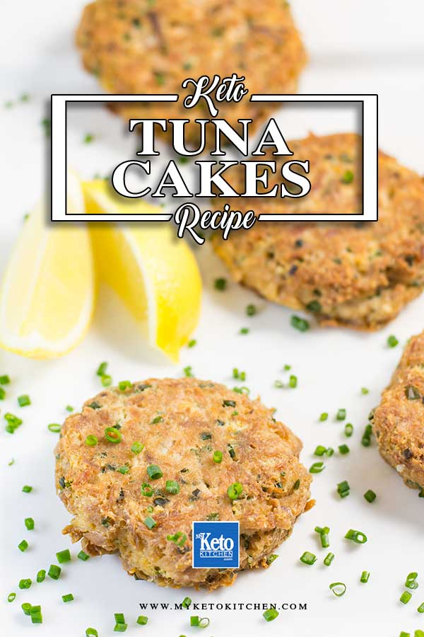 Low Carb Tuna Patties