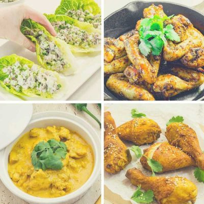 """Best Keto Chicken Recipes – Low Carb """"Very Tasty"""" & Easy to Make!"""