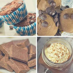 "Keto Chocolate Recipes – Low-Carb ""Sweet & Rich"" Sugar-Free Delights!"