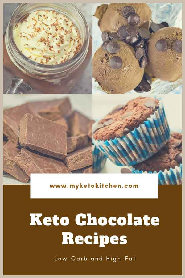 Low-Carb Keto friendly chocolate