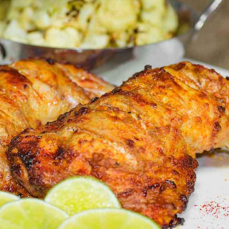 Best Keto Tandoori Chicken Recipe
