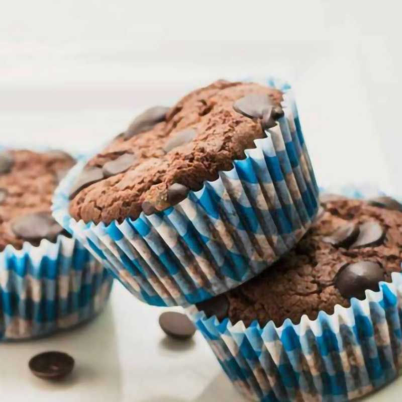 Best Keto Chocolate Muffins Recipe