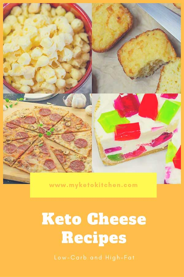 The Best Keto Cheese Recipe List