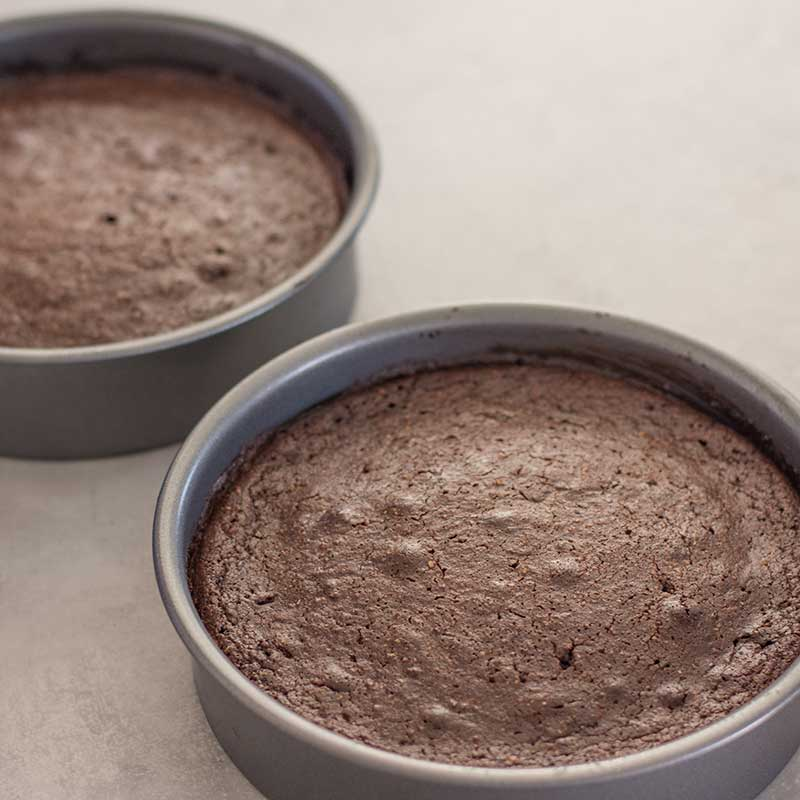 Keto Chocolate Cake Ingredients