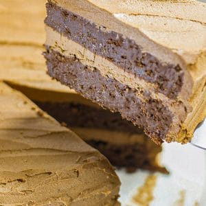 Best Keto Chocolate Cake