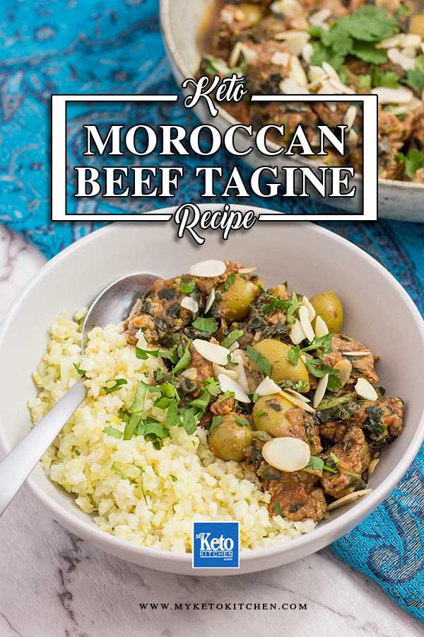 Keto Moroccan Beef Tagine Recipe