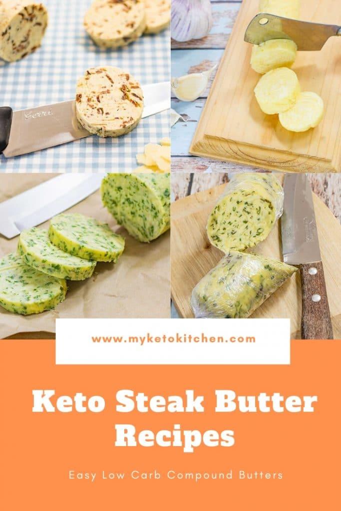 Keeto Steak Butters