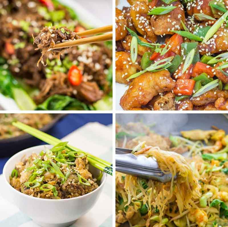 Best Keto Asian Recipes List