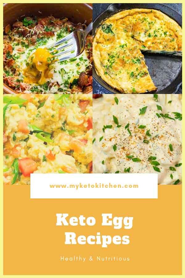 List Of Best Keto Egg Recipes