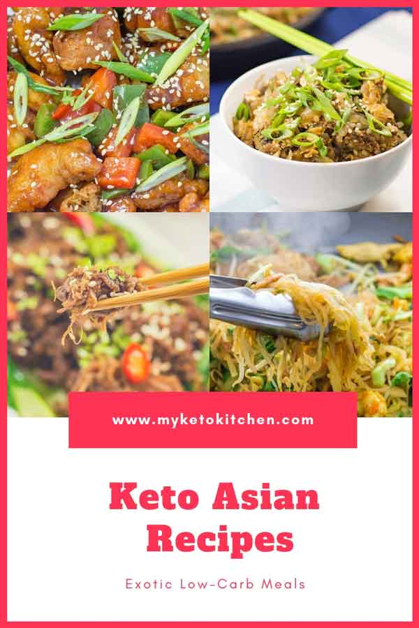 Best Asian Keto Recipes List