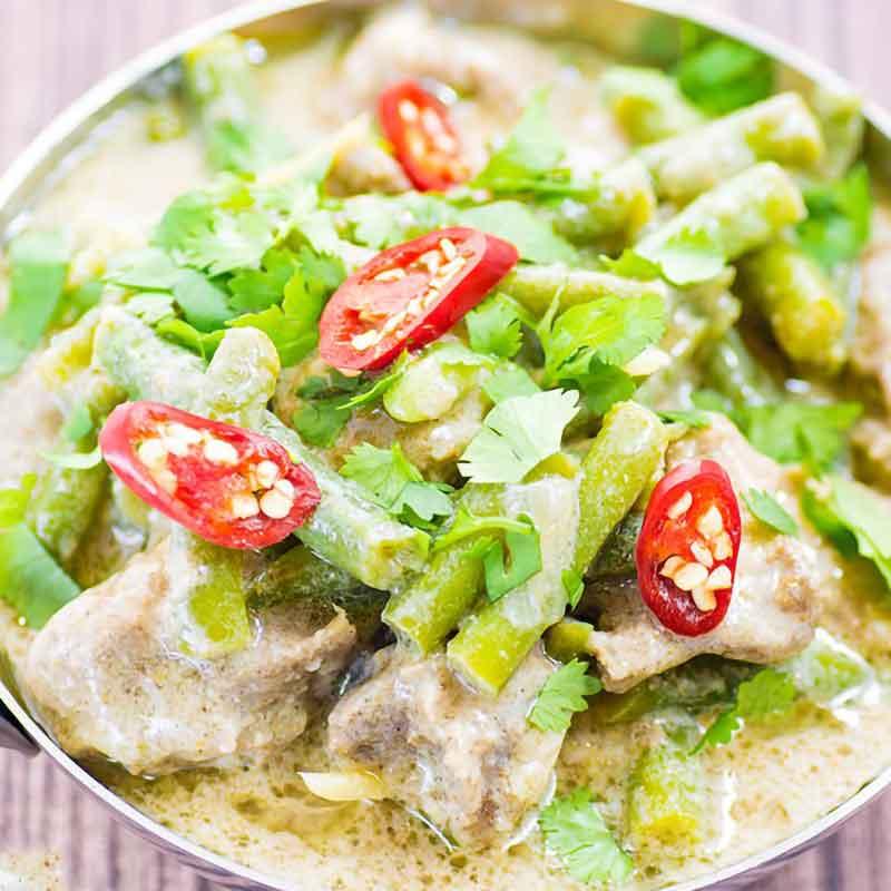 Best Thai Keto Pork Curry Recipe
