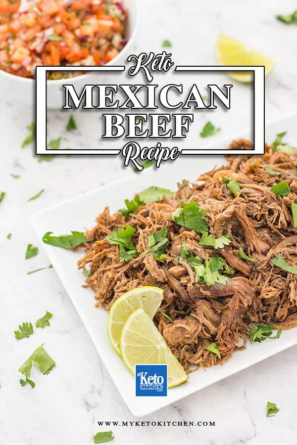 How to make Keto Mexican Beef