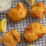 Keto Battered Fish - easy fried fish recipe