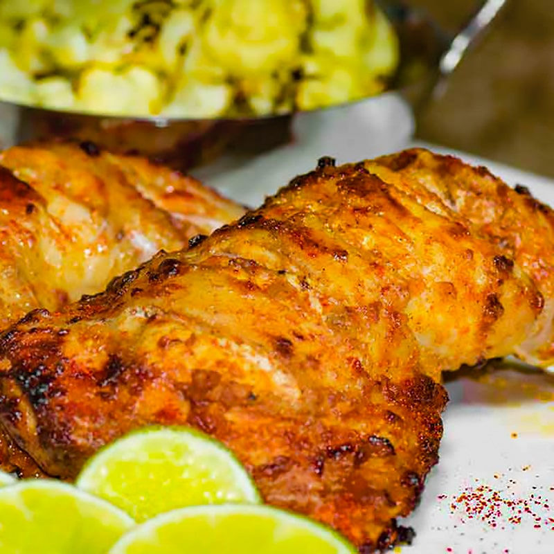 Keto tandoori Chicken
