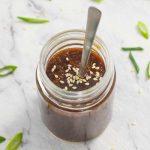 Keto Teriyaki Sauce - sugar free Japanese sauce recipe