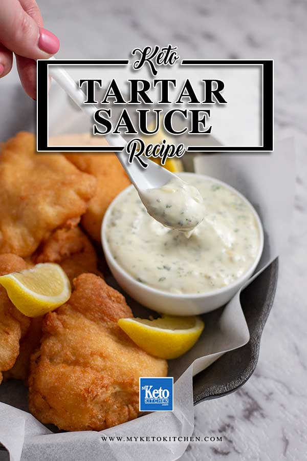 Low Carb Tartar Sauce