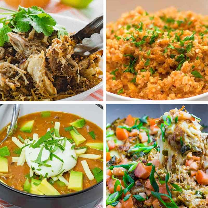 Best Keto Mexican Recipes