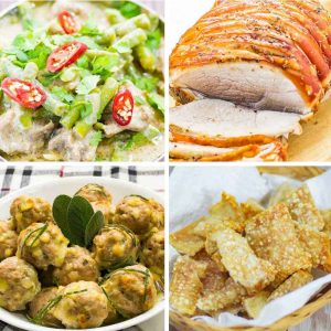 "Best Keto Pork Recipes – Variety of ""Delicious Flavors"" for Low-Carb Diets"