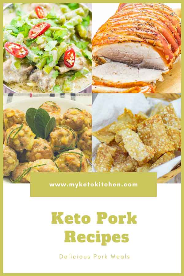 Our Best Keto Pork Recipes List
