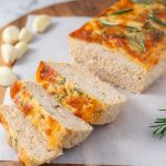 Keto Cheesy Chicken Meatloaf - easy dinner recipe