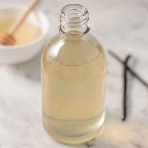 Sugar-Free Vanilla Syrup - easy keto recipe