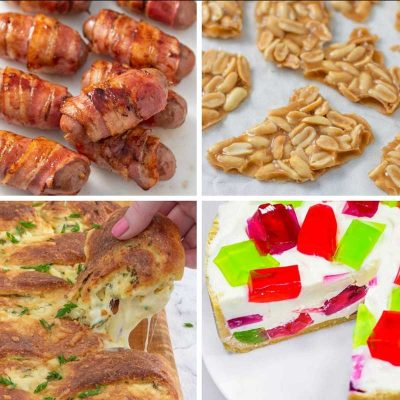 """Best Keto Party Recipes – Low Carb """"Finger Food & Sweets"""" – Everything You Need!"""