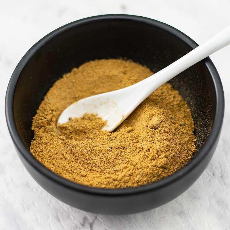 Chermoula Spice Mix - simple recipe