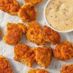 Keto Chicken Nuggets - easy, gluten free fast food recipe