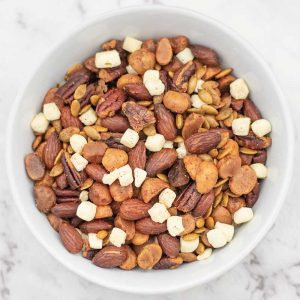 Keto Trail Mix - easy snack recipe