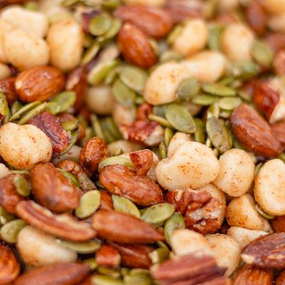 Keto Trail Mix Recipe – Make Your Own Low Carb Healthy Snack