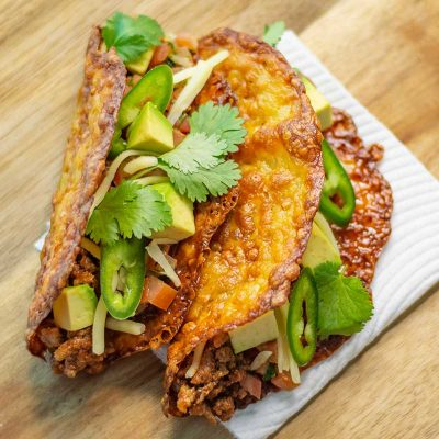 Keto Tacos Recipe – Deliciously Easy Mexican Chili Beef