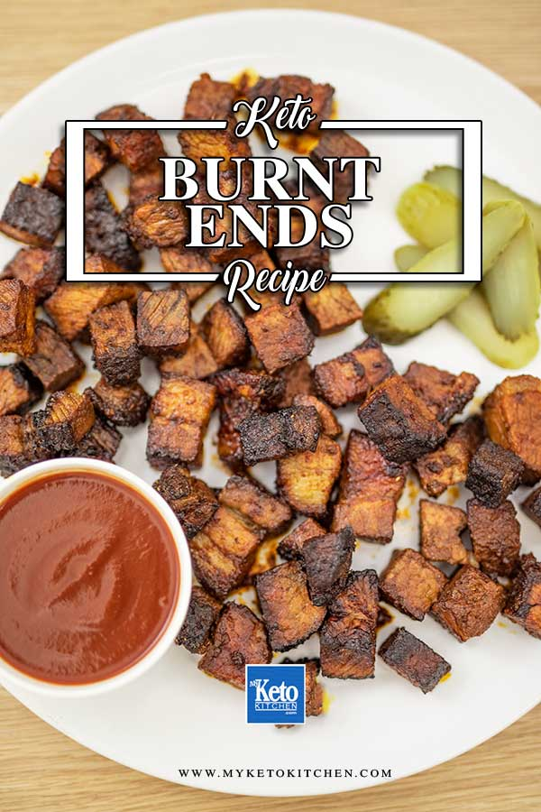 Sugar-Free Burnt Ends - easy keto BBQ recipe